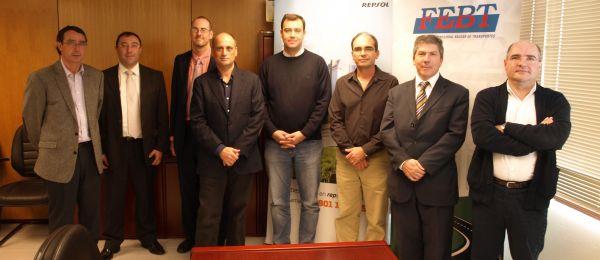 Acuerdo entre la Federación Balear y Repsol para incentivar el uso del autogas