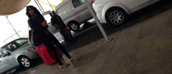 Los bajos fondos del aeropuerto de Barajas: taxistas, maleteros y aparcacoches ilegales