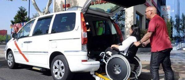 MADRID: Se triplica la oferta de taxis adaptados
